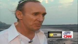 Gregory David Roberts on CNN Talk Asia Part 4
