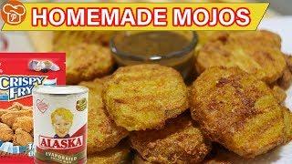 How to Make Homemade Potato Mojos   Pinoy Easy Recipes