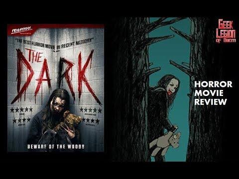 THE DARK ( 2018 Nadia Alexander ) Horror Movie Review