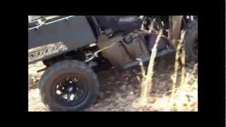 9. 2013 Polaris Ranger 800 Midsize Hill Climb!
