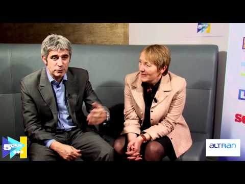 C. Jouanny & P. Brier - Altran - Interview