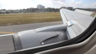 American Airlines Boeing 767-300ER Medical Emergency Landing at Miami 11/29/12