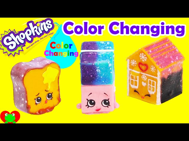 Diy Squishy Eraser : Diy Color Changing Shopkins P Mp3DownloadOnline.com