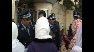 شرطي ببني ملال يفتي بأن المرأة عندما تدوي ديركت لجهنم