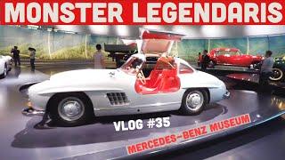 Video Main ke Mercedes-Benz Museum di Jerman (PART 2/2)   VLOG #35 MP3, 3GP, MP4, WEBM, AVI, FLV Mei 2019