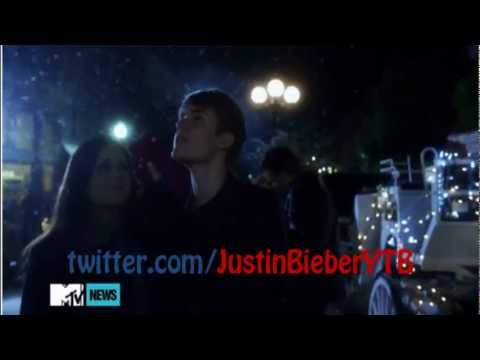 Justin Bieber -  Mistletoe  2011 [Official Video ] HD