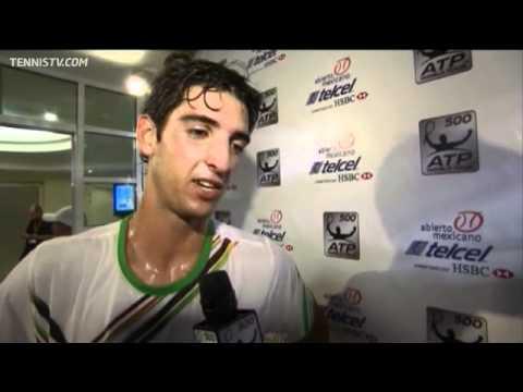 Entrevista a Thomaz belluci en Acapulco 2011