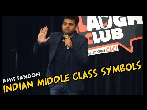 Video Indian Middle Class Symbols - Stand Up Comedy by Amit Tandon download in MP3, 3GP, MP4, WEBM, AVI, FLV January 2017