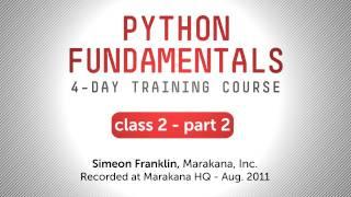 Python Fundamentals Training - Builtin Filter Function