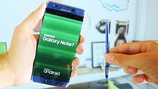 Video Galaxy Note 7 : Test Complet ! (qui finit mal) MP3, 3GP, MP4, WEBM, AVI, FLV Agustus 2017