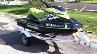 2. 2005 Sea-Doo RXP 215HP