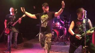 Video NO x SECOND x CHANCE - LIVE ROCK KLUB GAMBRINUS 2018