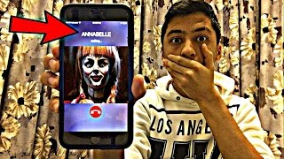 Nonton CALLING ANNABELLE DOLL *OMG SHE ACTUALLY ANSWERED* Film Subtitle Indonesia Streaming Movie Download