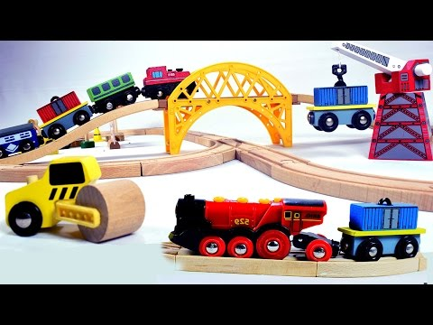 Video toy train videos for children -  train for kids - train videos - chu chu train download in MP3, 3GP, MP4, WEBM, AVI, FLV January 2017
