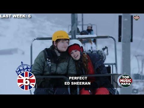 Top 40 Songs of The Week - November 18, 2017 (UK BBC CHART)