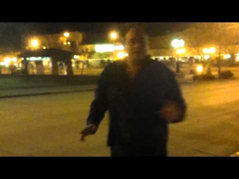 Drunk on Friday night in Wenatchee, Washington