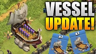 "Video Clash of Clans - NEW TROOP IDEA! ""THE VESSEL"" (CoC Update Idea 2016!) Epic Boat/Vessel! MP3, 3GP, MP4, WEBM, AVI, FLV Agustus 2017"