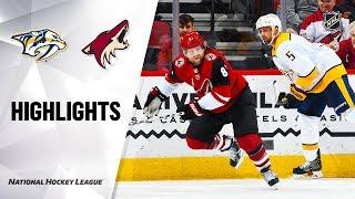 Predators @ Coyotes 10/17/19 by NHL