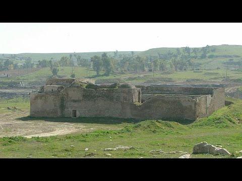Το αρχαιότερο χριστιανικό μοναστήρι στο Ιράκ ισοπέδωσαν οι τζιχαντιστές