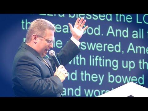 """AMEN!"" – Pastor Raymond Woodward"