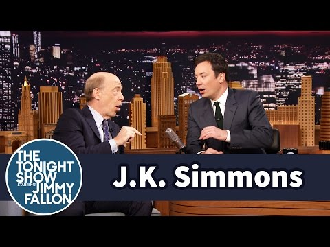 J.K. Simmons and Jimmy Have a Low-Note Singing Contest