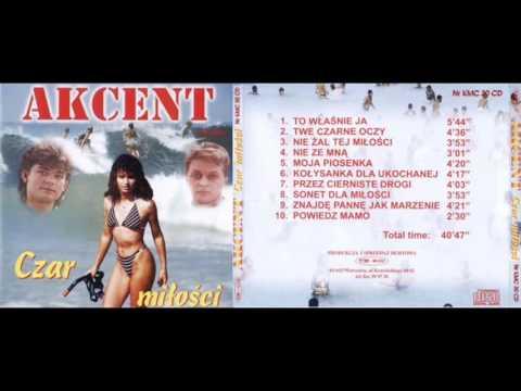 AKCENT - Nie żal tej miłości (audio)