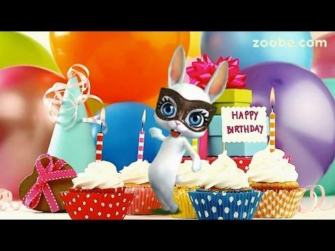 С днём рождения, подруга!!! Зажигательное поздравление