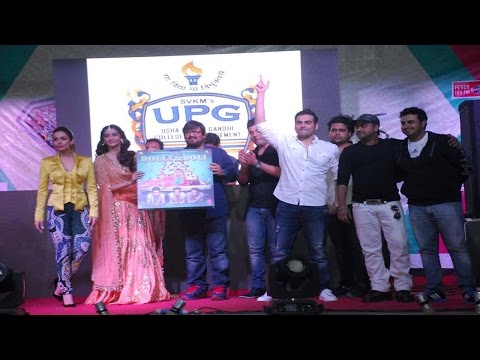 Music Launch Of Dolly Ki Doli With Malaika, Arbaz & Sonam Kapoor