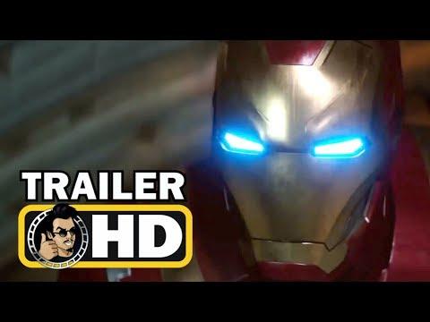 AVENGERS: INFINITY WAR (2018) - 10 Years of IMAX Trailer |FULL HD| Marvel Studios