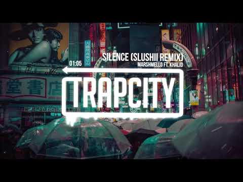 Video Marshmello ft. Khalid - Silence (Slushii Remix) download in MP3, 3GP, MP4, WEBM, AVI, FLV January 2017