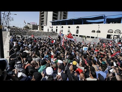 Ιράκ: Αντικυβερνητικές διαδηλώσεις με εντολή σιίτη κληρικού
