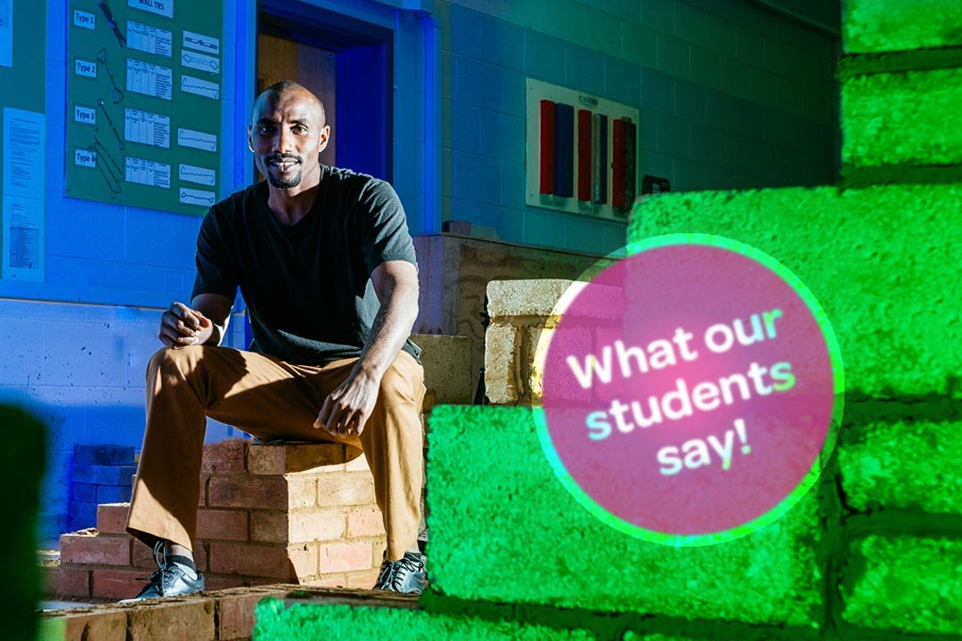 CAVC: What our students say - ESOL +