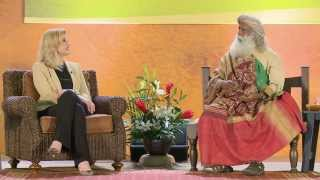How to Control Stress - Sadhguru and Arianna Huffington