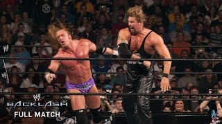 Nonton Full Match     Nash  Michaels   Booker T  Vs  Triple H  Flair   Jericho  Backlash 2003 Film Subtitle Indonesia Streaming Movie Download
