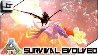 ARK: Survival Evolved - EXPLORING ISO:Crystal Isles! E2 ( Modded Ark Eternal )