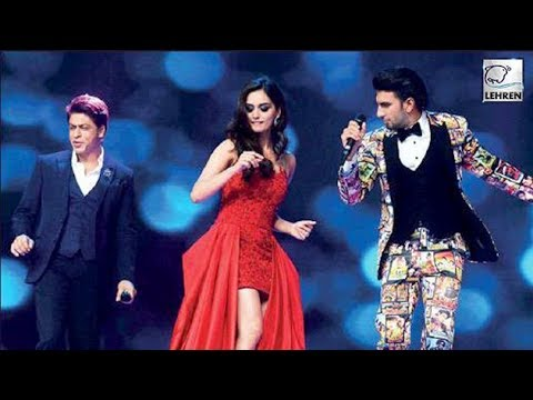 63rd Filmfare Awards BEST MOMENTS | Shah Rukh Khan