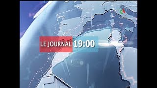 JT 19H: 17-10-2019 Canal Algérie