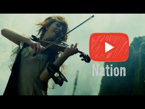 Strung Out on Lindsey Stirling! | YouTube Nation | Friday
