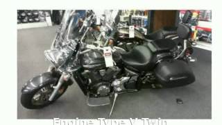 1. 2012 Yamaha V Star 1300 Tourer - Specification & Info