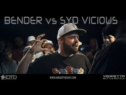 bender - KingOfTheDot - @Al_Bender vs Syd Vicious HostedBy: @OrganikHipHop @GullyTK **PLEASE Click 'LIKE' & Add To Favourites If You Enjoyed This Video!!! Make sur...
