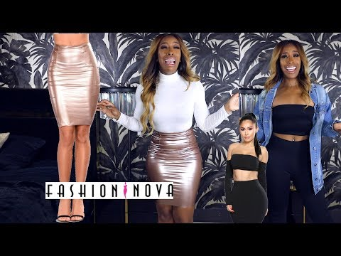 Fashion Nova - Legit or Nah?! | Jackie Aina