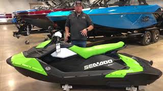 7. Sea-Doo Spark Walk Around