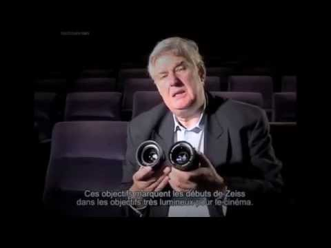 Kubrick's Lenses - A complete guide to the lenses used by Stanley Kubrick