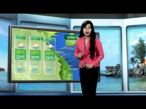 (VTC14)_ Thời tiết biển ngày 21.01.2017