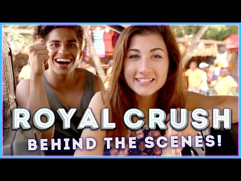 Behind the Scenes of Royal Crush Season 3 w/ Meg DeAngelis and Alex Aiono