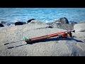 TIRI CHIRURGICI ARBALETE MATADOR 76 pesca sub spearfishing
