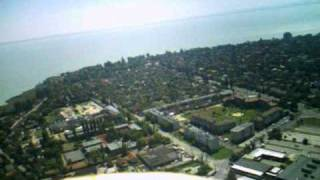 Balatonalmadi Hungary  city images : Easy Star XXL onboard cam over Balatonalmadi (Hungary) by rcskyliner.com