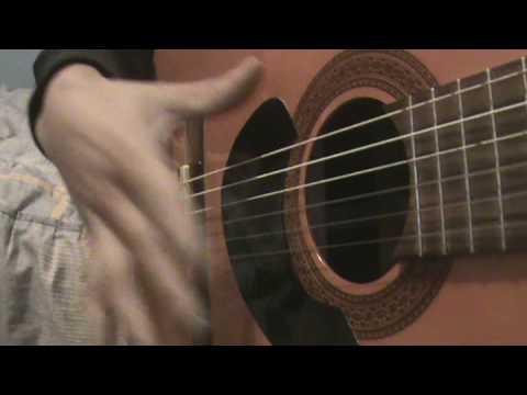 guitarra española rumba facil