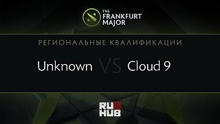 unknown.xiu vs Cloud9, game 2