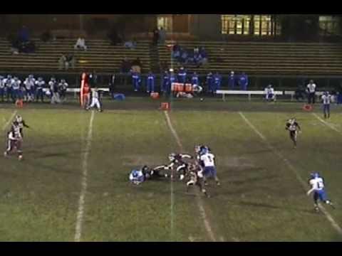 Terrance West High School Highlights 2009 video.